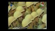 دنیا به کمک صدام آمده است و خدا به یاری ایران