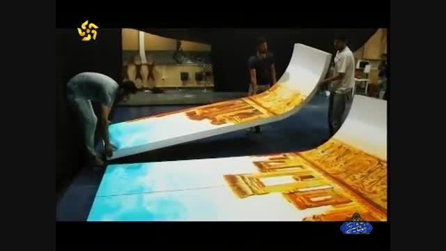 پشت صحنه ساخت دکور خوشا شیراز