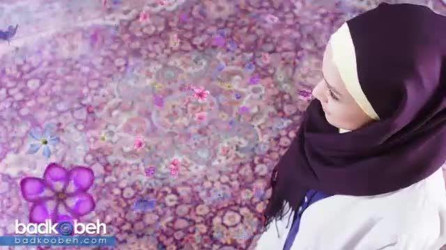 آگهی تلویزیونی فرش 1200 شانه مشهد اردهال کاشان