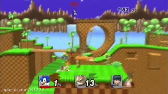 Sonic VS Tails VS Knuckles