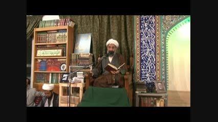 سی شب ماه مبارک رمضان / شب 8 قسمت 1 / طهارت قلب 2