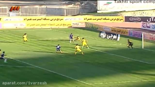 نفت تهران 0-0 استقلال خوزستان