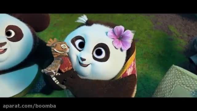 کلیپی از پاندا 3 |پاندا کنگ فو کار 3-2016 Kung Fu Panda