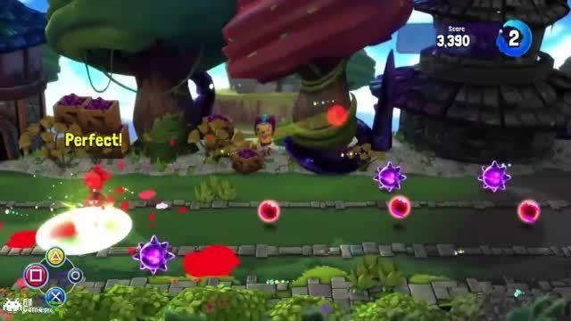 گیم پلی بازی Color Guardians بخش دوم از سایت آل گیم