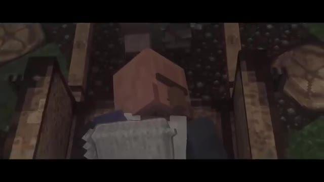 Infecta' An Original Minecraft Song Music Video