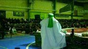 تعزیه امام حسین محمد علی فیضی (شهادت علی اصغر)