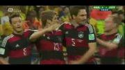 برزیل - آلمان، نیمه نهایی جام جهانی 2014 برزیل