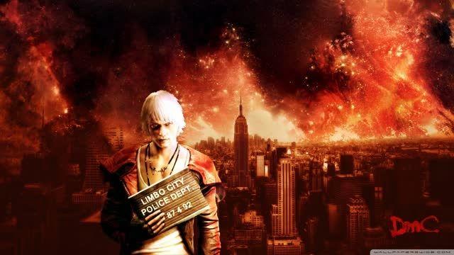 Poison Theme متعلق به بازی DmC: Devil May Cry