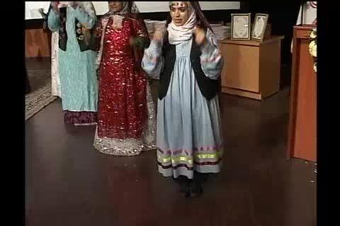 اجرای  دستان گویا درجشنواره دبیرستان سلام تجریش سال93