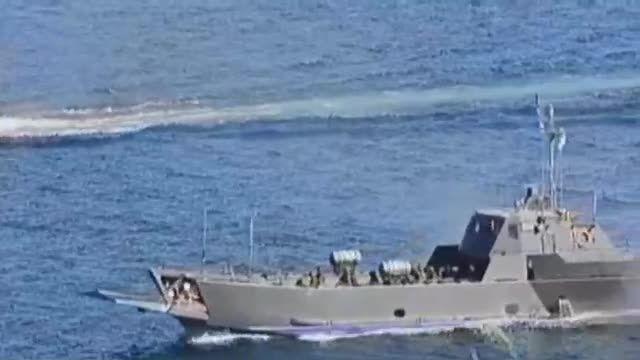سربازان ویژه نیروی آبی و خاک روسیه