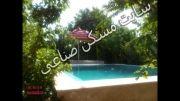 فروش باغ با بنای بسیار زیبا در ملارد کد130