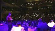کنسرت زیبای کجایی خواجه امیری در تورنتو