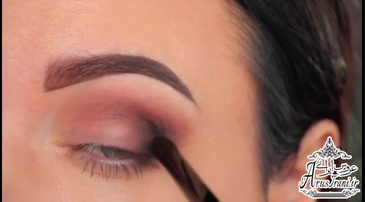 آموزش کامل آرایش 26 - مدل آرایش عروس