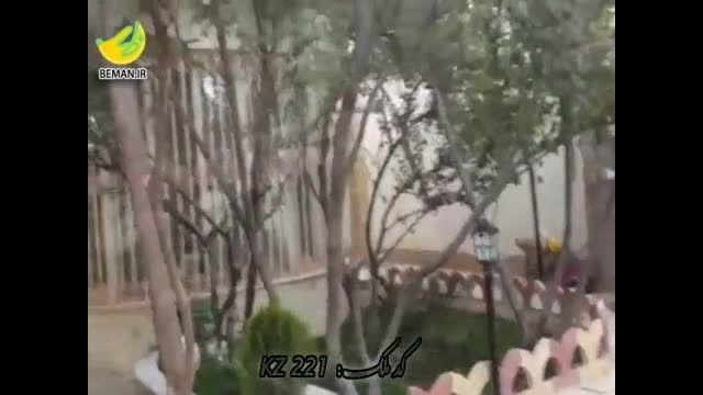 1250 متر باغ ویلا در کردزار شهریار