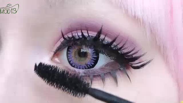 آموزش آرایش بزرگ كردن چشمان