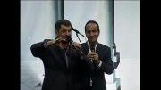 اجرای مشترک و خنده داره حسن ریوندی و محمود شهریاری
