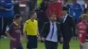 دلداری کریس رونالدو به مسی بعد از قهرمانی کوپا