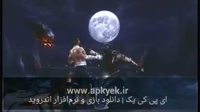 دانلود بازی مورتال کمبت Mortal Kombat X اندروید