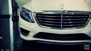مرسدس بنزS550با ووسن با 2014 Mercedes-Benz S550