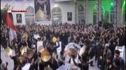 هیئت حضرت ابوالفضل(ع)نوش آباد میهمان هیئت حسینی نوش آبا