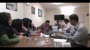جلسه هماهنگی برگزاری بازارچه خیریه مهرانه