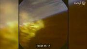 ورود فضاپیمای Orion به زمین