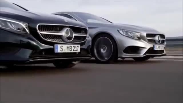 Mercedes-Benz 2015 S-Class Coupe