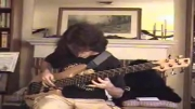 Mozart-Turkish March with Bass guitar