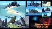 عکس های بازی کنسل شده Crash Landed