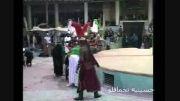 تعزیه بازار شام(حسینیه تخماقلو)