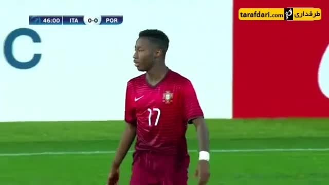 خلاصه بازی ایتالیا 0-0 پرتغال (یورو زیر 21 سال)