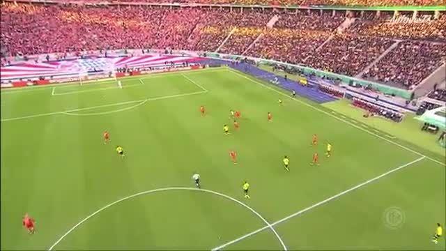 دورتموند و تحقیر بایرن مونیخ در فینال جام حذفی(2012)