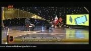 پارت اول  حضور لعیا زنگنه در برنامه سه ستاره