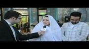 دعای لحظه تحویل سال 93 مردم شهرستان شهریار - راه مبین