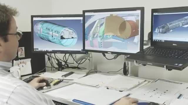 ساخت بیمارستان چشم هوایی به کمک پرینتر های سه بعدی