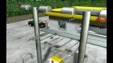 Z3-52 سیستم اطفای حریق ایستگاه گاز