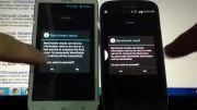 مقایسه دو اسمارت فون :samsung galaxy s3 and Huawei g610