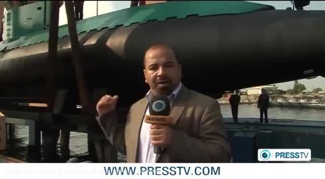 زیردریایی ایرانی غدیر