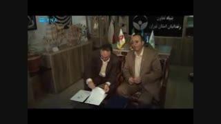 صنایع دستی زندانیان در باغ موزه قصر