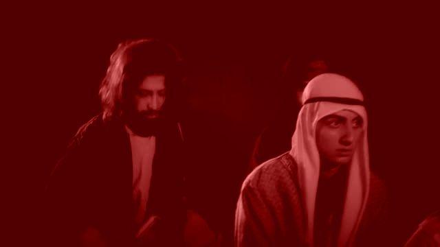 ضربت خوردن امام علی - شب قدر - بخشی از غمنامه مولا
