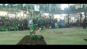 گودال قتلگاه  تعزیه روز عاشورا روستای طاق شهرستان دامغان