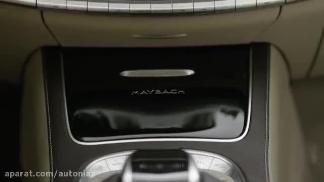 کلیپ معرفی Mercedes-Maybach S600