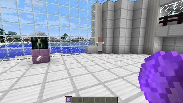 {کاستم کامند}Minecraft   TRAYAURUS THE UNICORN