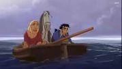 قسمتی از فیلم The Road to El Dorado 2000 در جستجوی الدرادو با دوبله فارسی
