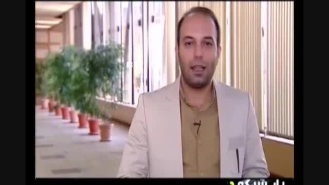 کامران نجف زاده از علت خفقان در صدا و سیما میگوید