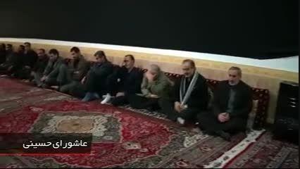 مداحی حاج حسن اسدی شیراز در عاشورای حسینی 1394
