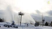 ماشین های تولید برف مصنوعی المپیک زمستانی روسیه - فارنت