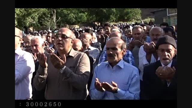 نماز عید فطر دهستان تویه دروار - 94