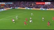 خلاصه بازی: والنسیا ۰-۱ بارسلونا