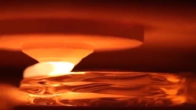پرینتر سه بعدی شیشه